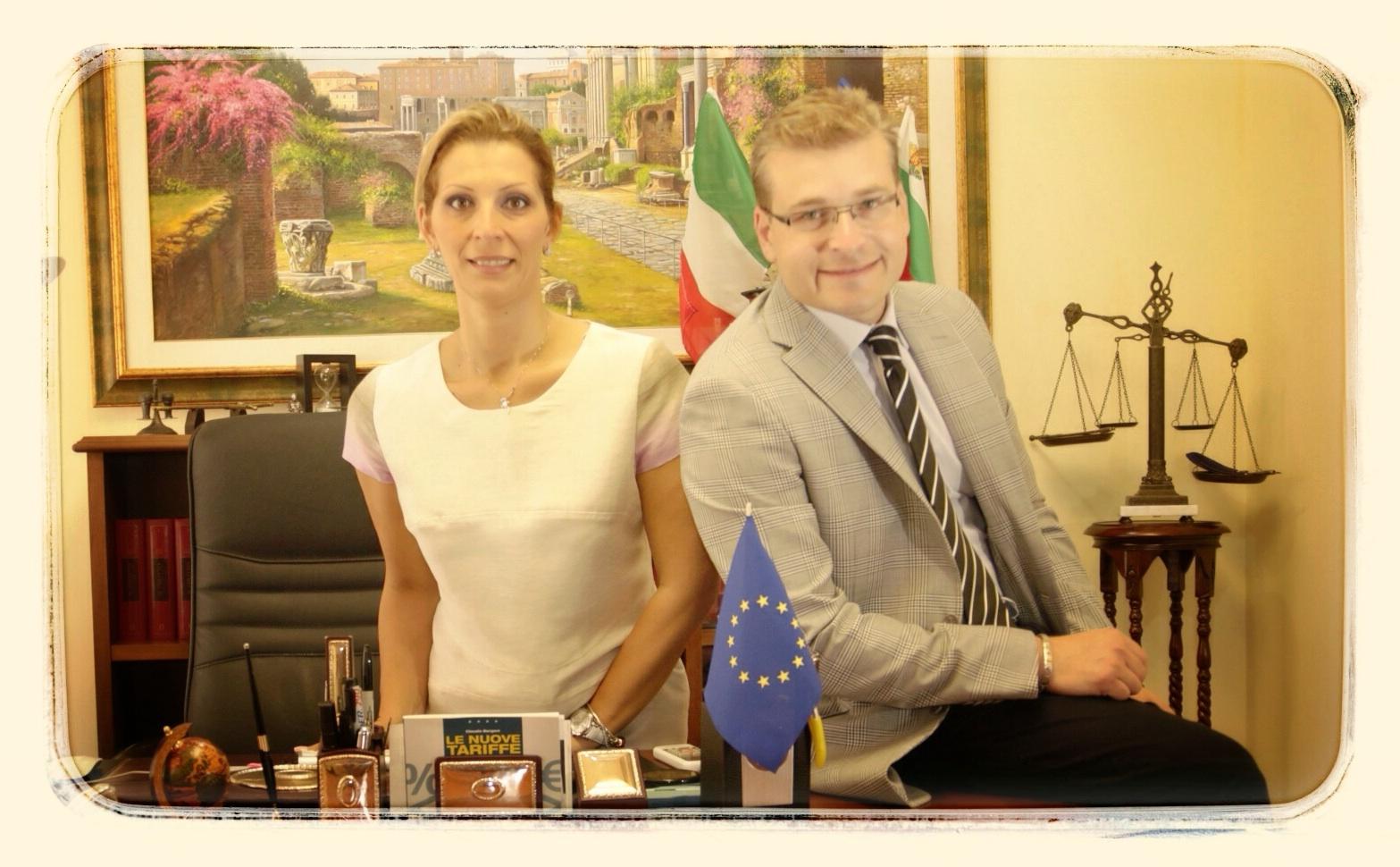 Studio   Legale    Internazionale   De Amicis & Petrova Law Firm